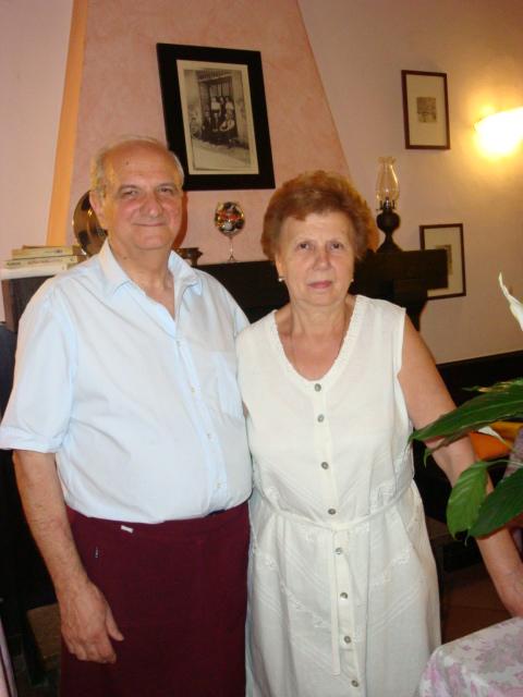 Gianni e Clemi Bolzoni