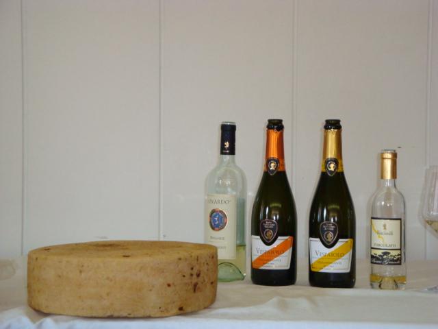 i vini in degustazione