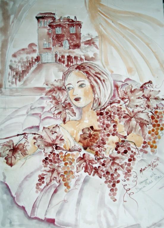omaggio alle donne del vino