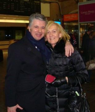 Alessandro Scorsone & Isabel