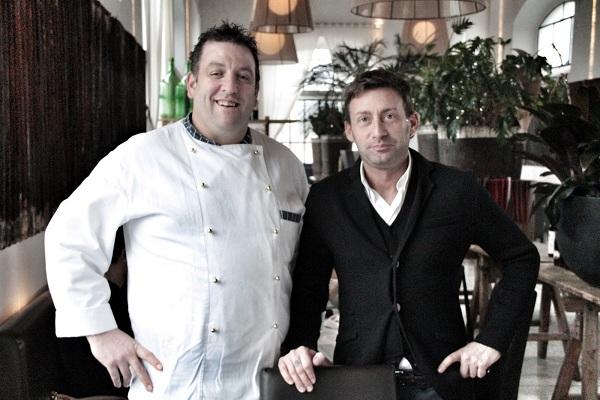 Fabrizio Barontini e Fabrizio Albini