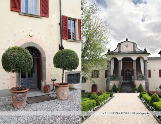 entrata Villa Calini