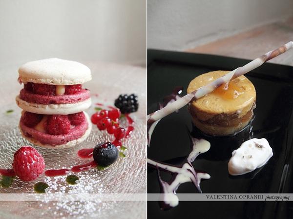 dessert per signora e signore