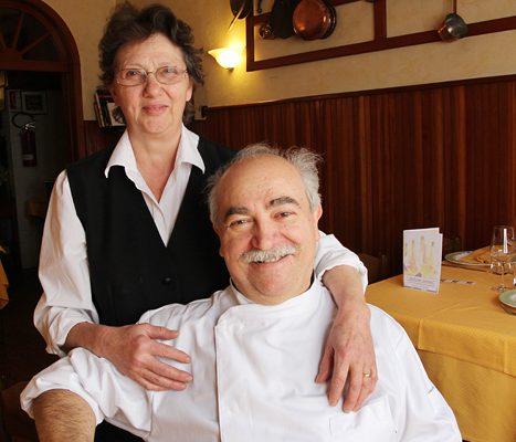 Antonio Bonetti e Ornella Rovida