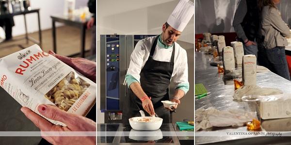 lezione di cucina: