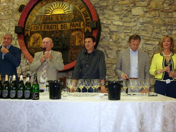 Corrado Cugnasco,Ermes Vianelli e la famiglia Bianchi-Pizziol