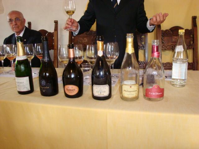 Franciacorta e Champagne, terroir a confronto