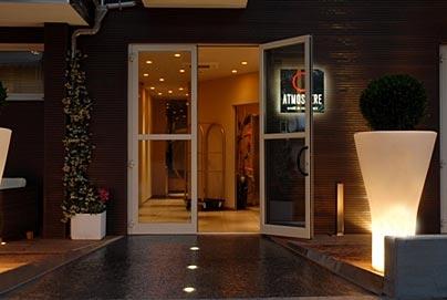 entrata Hotel Atmosfere