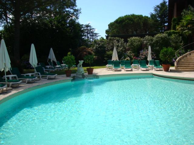 piscina Villa Principe Leopoldo