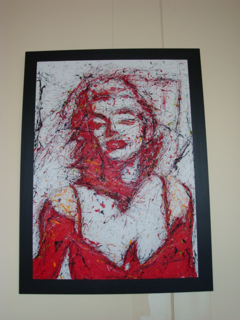 Marilyn by A.Gedda