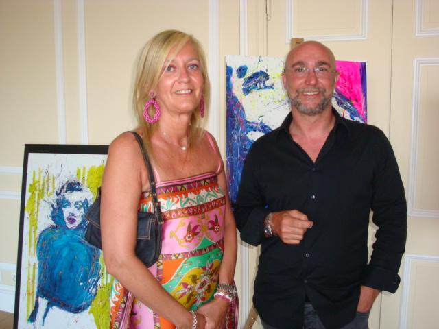 Isabella Radaelli e Alessandro Gedda