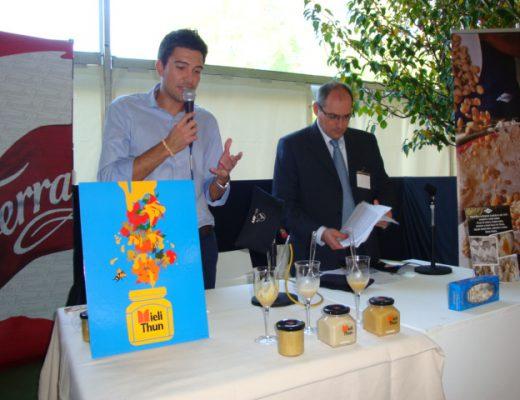 degustazione Mieli Thun e Torrone Scaldaferro