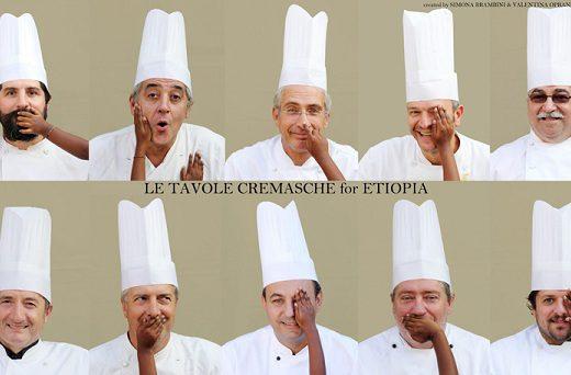 Chef per l'Etiopia 2012