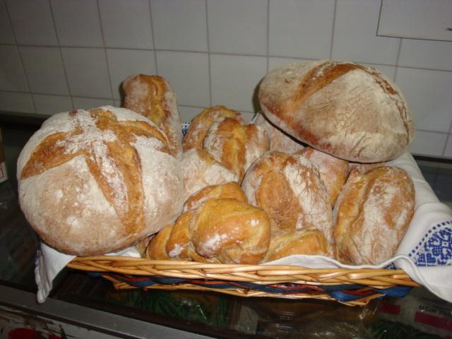 pane di lievito madre