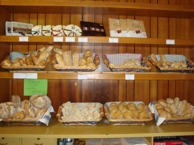 il pane di Christian Chiapparoli