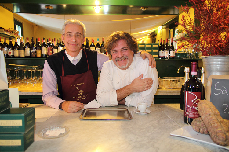 Marco e Stefano Fagioli