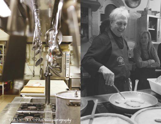 corso di tecnica culinaria di Sergio Brambini