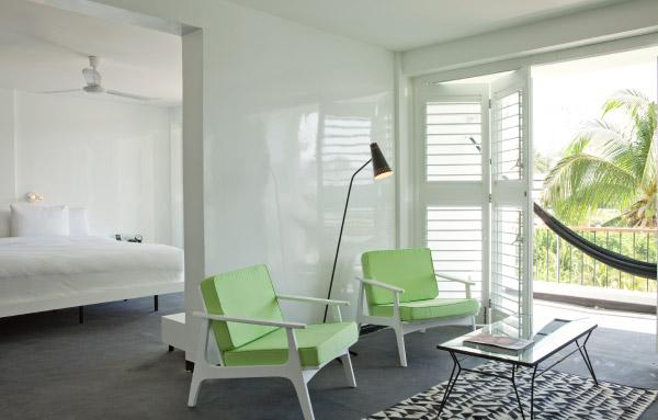 beach suite Boca Chica Hotel