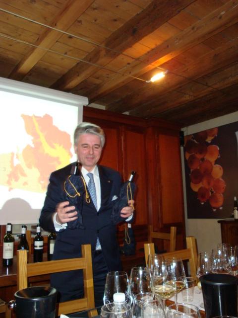 Alessandro Scorsone a Soave