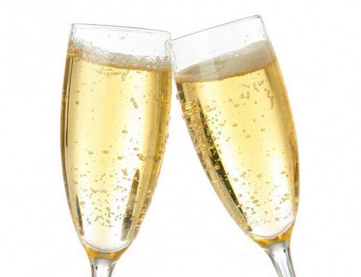 lo champagne fa bene al cervello