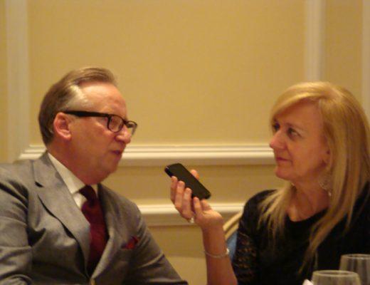 Dany Stauffacher intervistato da Isabella Radaelli