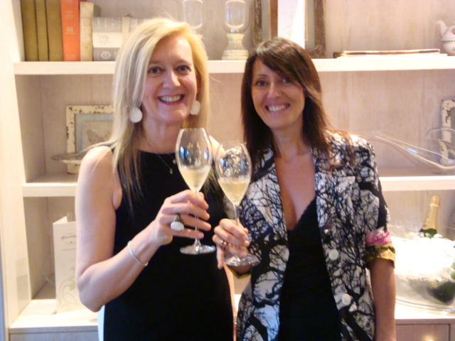 Isabella Radaelli e Florence Guyot