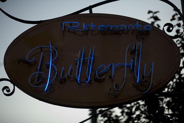 ristorante Butterfly