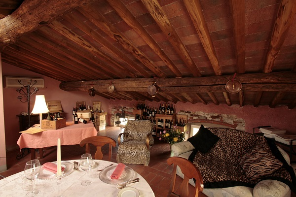 sala privata Butterftly