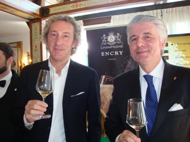 Enrico Baldin e Alessandro Scorsone