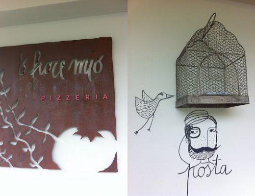 pizzeria 'O Fiore Mio