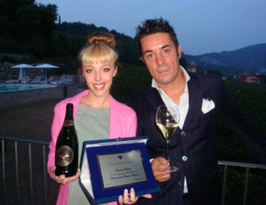 Beatrice Bonato e Luca Martini