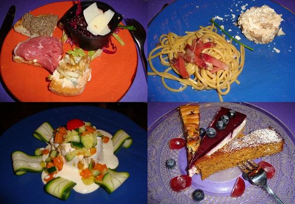 piatti di Viola Enoteca