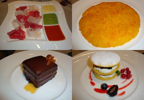 i piatti di Gualtiero Marchesi