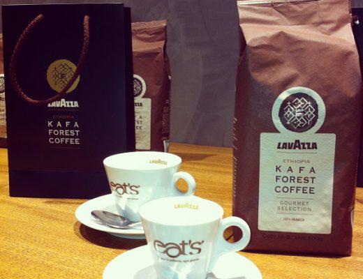 Kafa Forest Coffee Lavazza