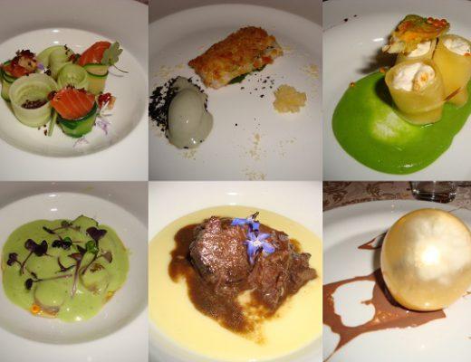piatti di Fish&Chef 2014 closing dinner