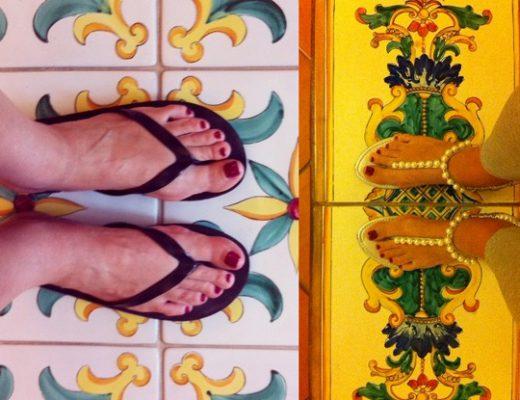 Infradito, Flip Flops, Thongs