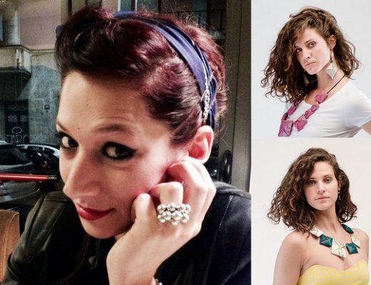 Corinne Luppi e i suoi gioielli