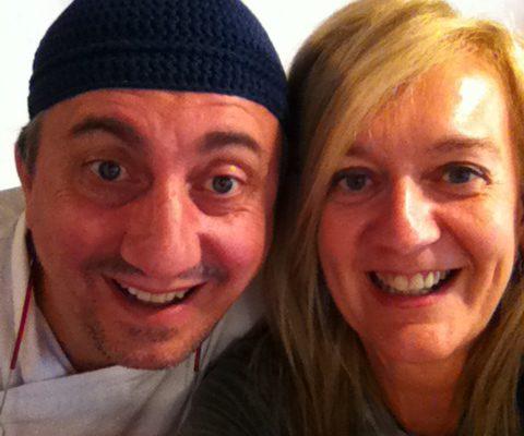 Pasquale Torrente e Isabella Radaelli