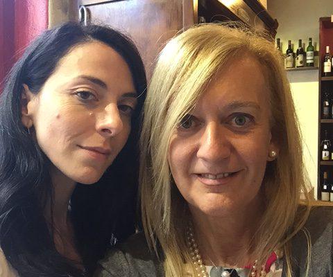 Claudia Bondi e Isabella Radaelli