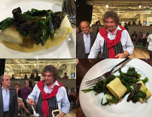 show cooking di Fulvio Pierangelini