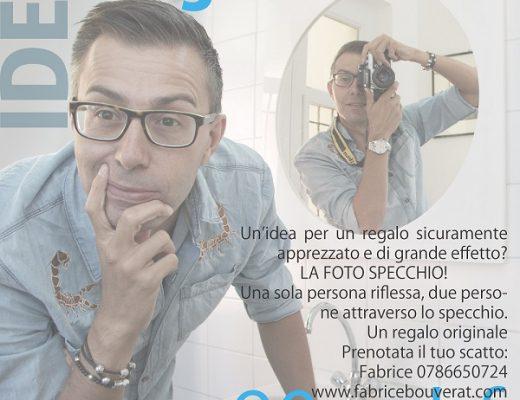 la foto alo specchio di Fabrice Bouverat