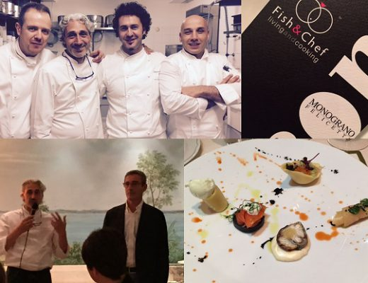 Fish & Chef...incontra la Pasta Felicetti