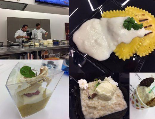 polenta mais spinato & formaggi dop