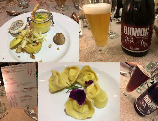 Sapori verdi a tavola con gli chef Giorgio Perin e Mattia Sicher
