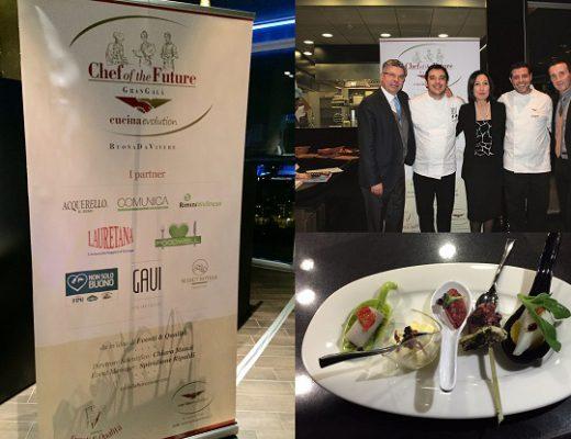 Chef of the future al ristorante Unico di Milano