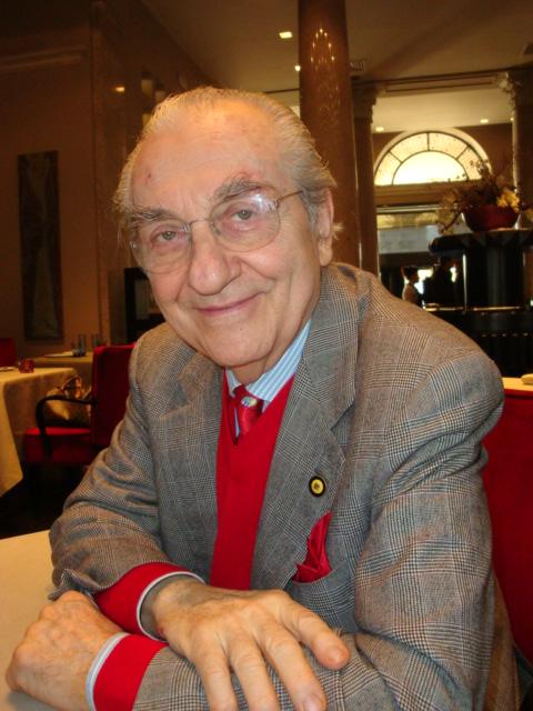 Gualtiero Marchesi intervistato da Isabella Radaelli