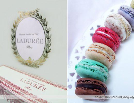 Ladurée e i suoi macarons
