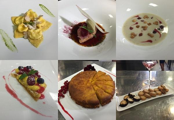 Capricci in Casa Balsamo: i piatti degli chef Alessandro Trovato, Giuseppe D'Aquino e Antonio Borruso