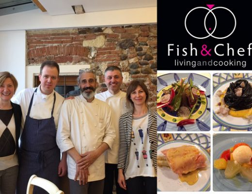 presentazione Fish & Chef 2015 a Verona
