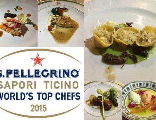 Grand Opening Party S.Pellegrino Sapori Ticino 2015